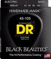 DR Strings Black Beauties