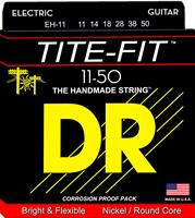 DR Strings Tite Fit Electric Round Core