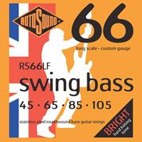 Rotosound RS66LF Swing Bass 66 Stainless Steel